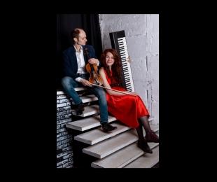 23.11 в 20:00 Анастасия Гончарова и Сергей Белозерцев (дуэт: скрипка, фортепиано)