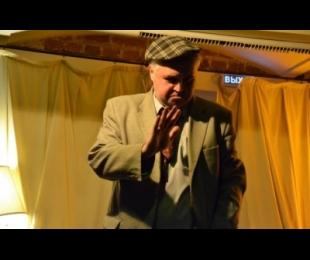 24.01 в 20:00 Анатолий Хропов в последнем моноспектакле